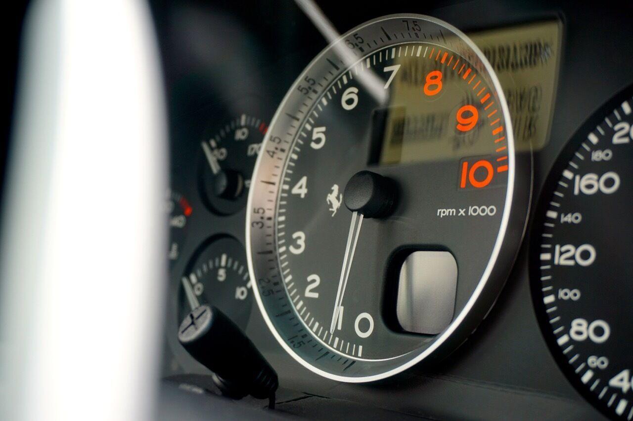Carbild BeschreibungFerrari 575M Maranello F18219