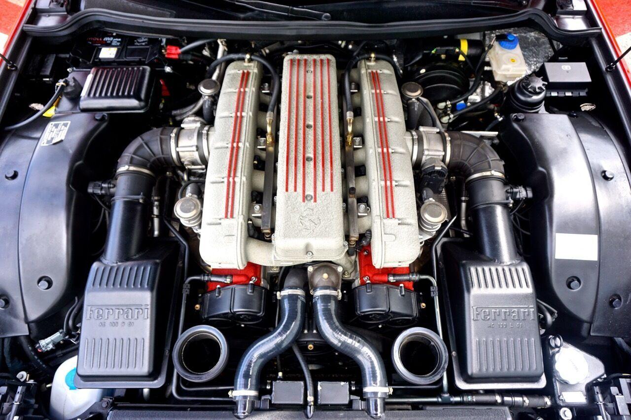 Carbild BeschreibungFerrari 575M Maranello F18221