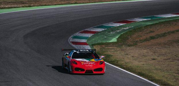 Carbild BeschreibungFerrari F430 Challenge8259