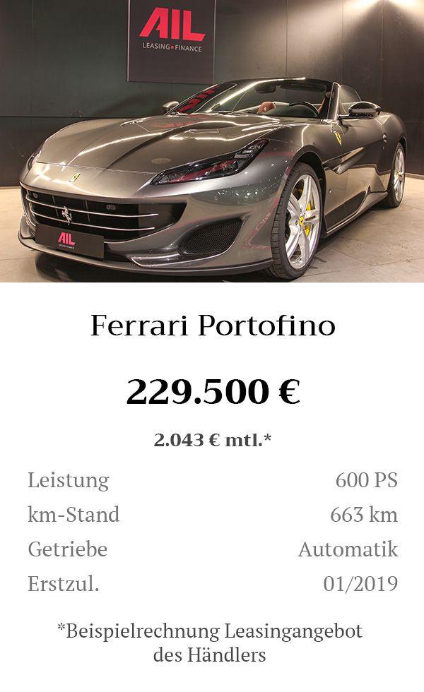 Manual Content Bild Beschreibung Ferrari Portofino Inserat 8269