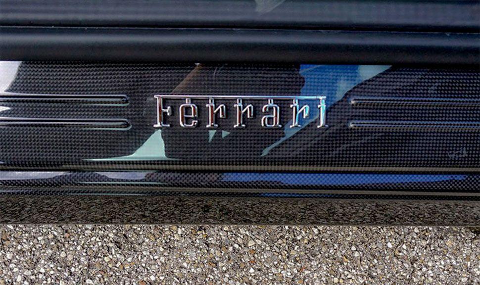 Ferrari GTC4Lusso T Carbontürschweller