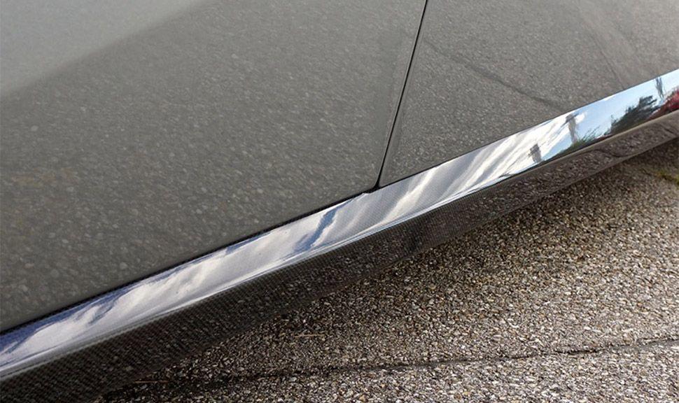 Ferrari GTC4Lusso T Seitenschweller in Carbon