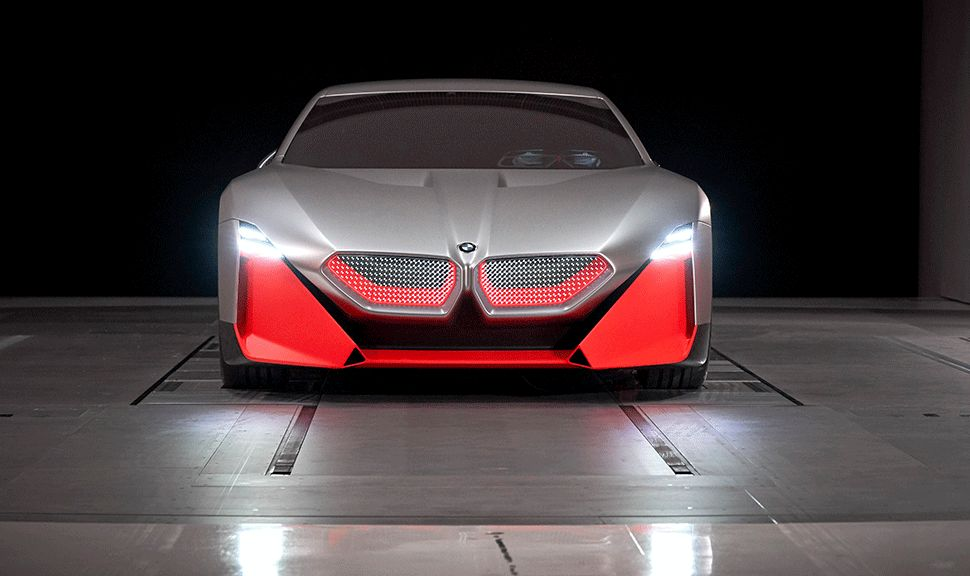 Front BMW Vision M Next