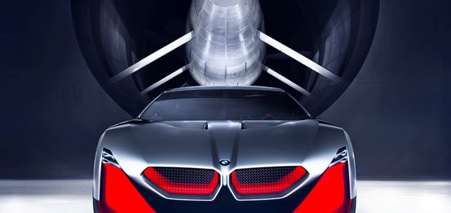 BMW Vision M Next Front