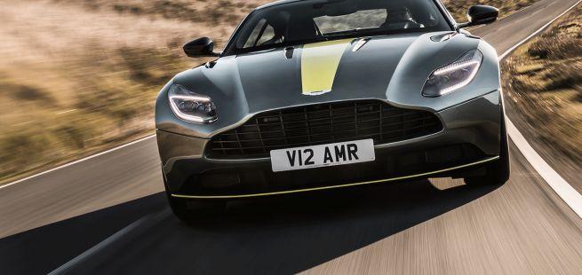 Aston Martin DB11 AMR Front
