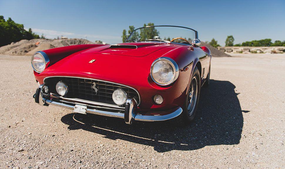 Ferrari 250 GT SWB Spider