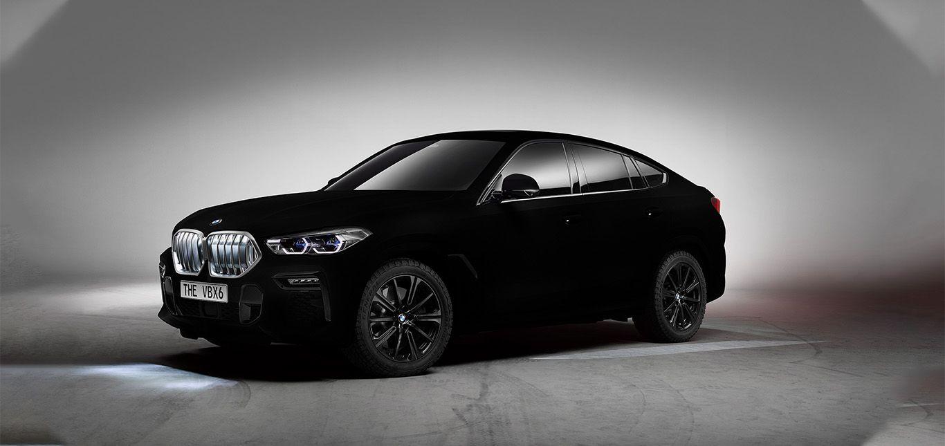 BMW VB X6 von schräg links vorne