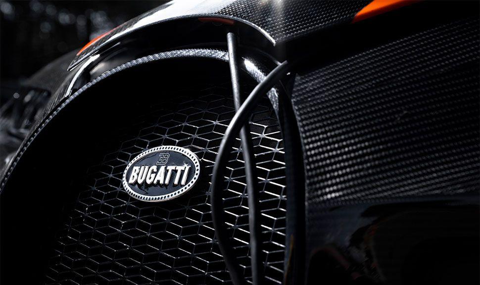 Bugatti Chiron Super Sport 300+ Kühlergrill