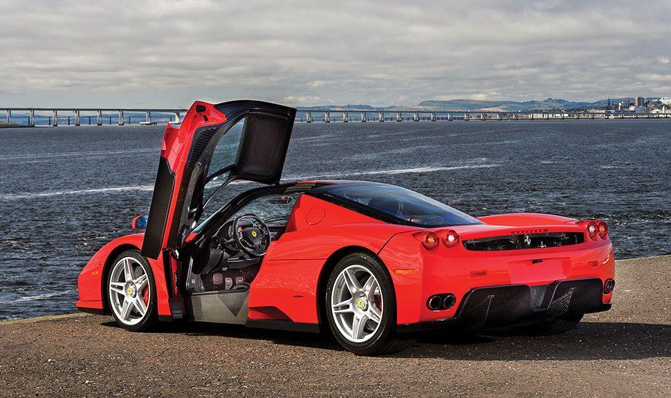 Ferrari Enzo Heck