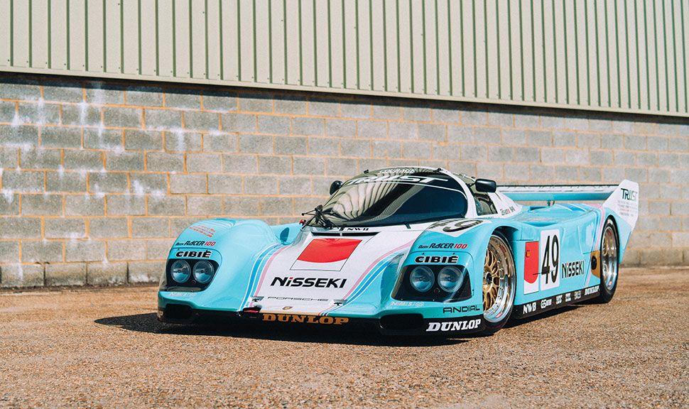 Porsche 962 C Front