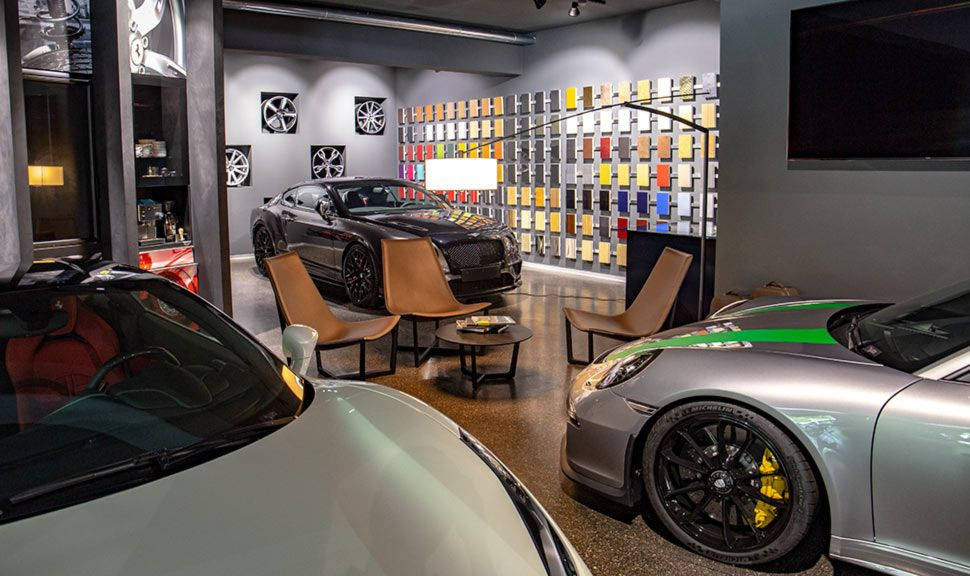 Showroom Scuderia Motors