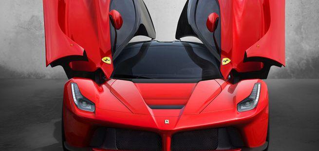 Artikelbild BeschreibungLaFerrari: Mit der Kraft der drei Motoren8731