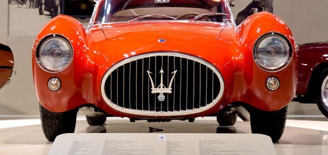 Maserati A6 Front