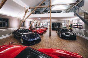 Artikelbild BeschreibungSchaltkulisse: Ferrari und andere Supersportwagen kaufen8923