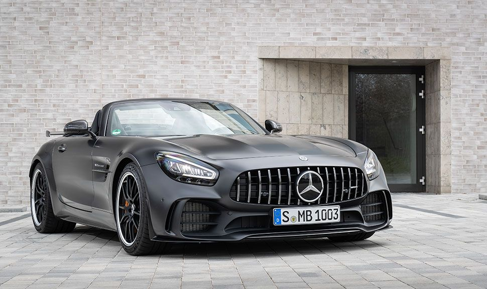 AMG GT Front