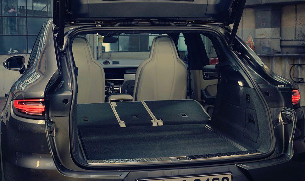 Porsche Cayenne Coupé Kofferraum