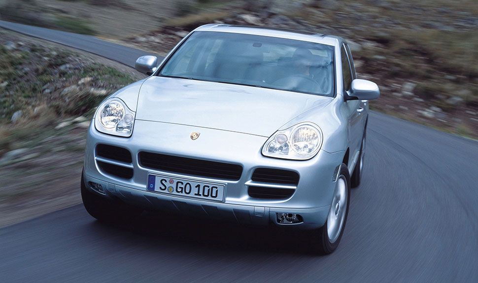 Porsche Cayenne 2002