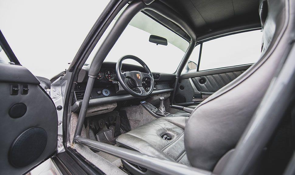 Porsche 959 Innenraum