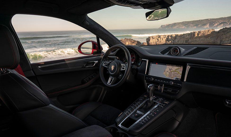 Porsche Macan Innenraum