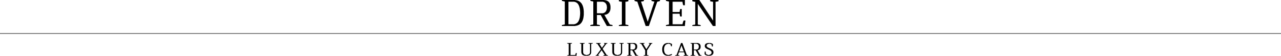 Logo Driven Lux